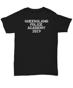 Queensland Police Academy 2019 T Shirt