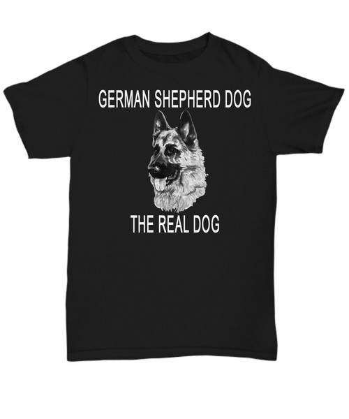 German Shepherd Dog - The Real Dog