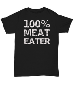 100% Meat Eater