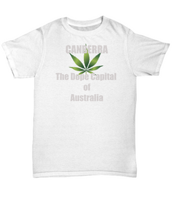Canberra The Dope Capital of Australia