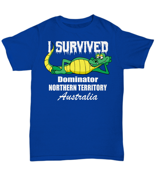 I survived Dominator Northern Territory Australia