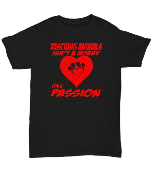 Rescuing Animals isn't a hobby - it's a passion