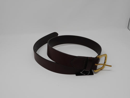Large Classic Leather Belt