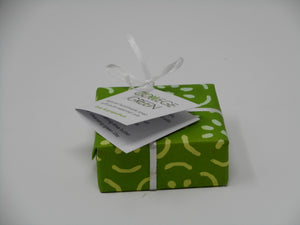 Lime & Grapefruit Wrapped Soap