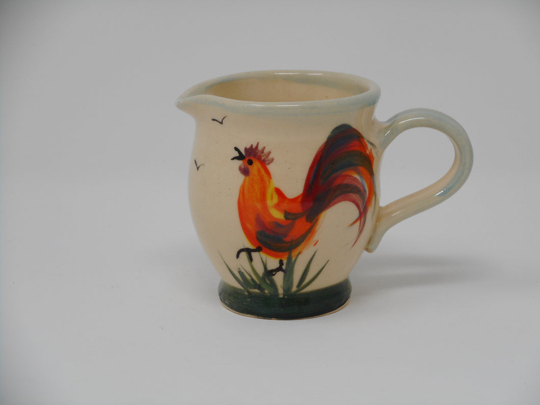 Cockerel Creamer Jug
