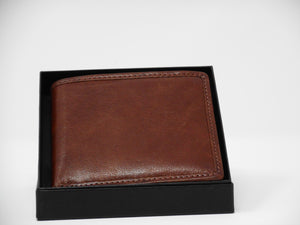 Munroe Wallet Cards in Brown