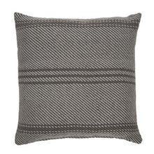 Oxford Striped Cushion 45x45cm Tabby