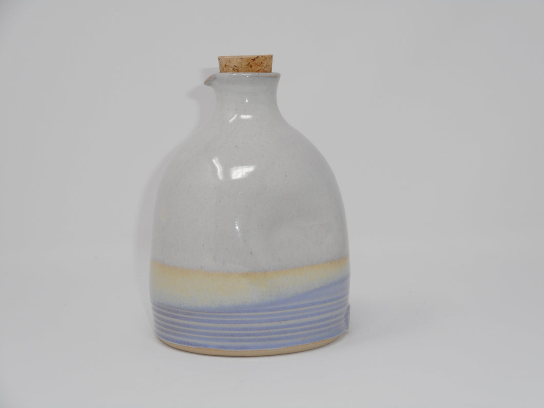 Dimple Bottle with Cork