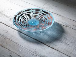 38cm Round Bowl - Cornish Pilchards