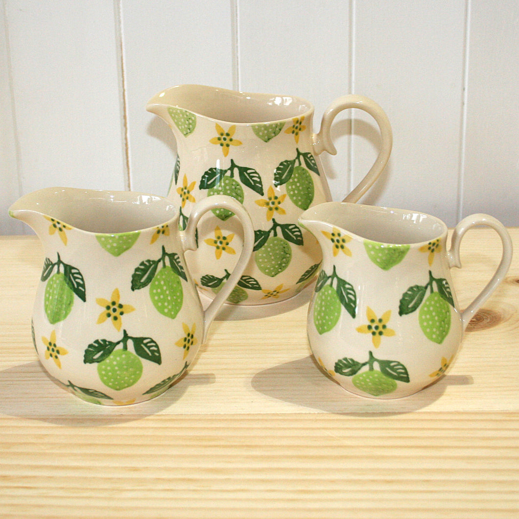 Luscious Limes Small Jug