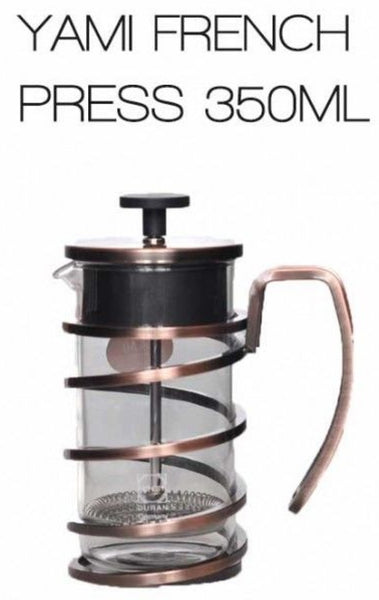 FRENCH PRESS COFFEE AND TEA MAKER _350ml