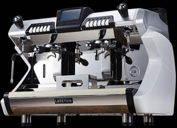 FERRARI COFFEE MACHINE (F1_2 Double head)