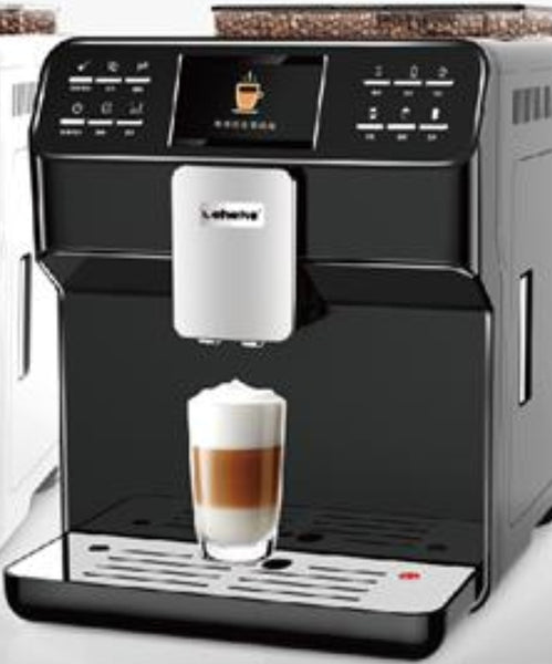 ONE - BUTTON AUTOMATIC COFFEE MACHINE