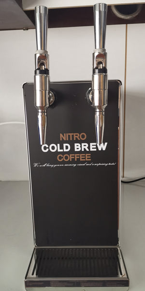 COMMERCIAL NITRO COFFEE MACHINE
