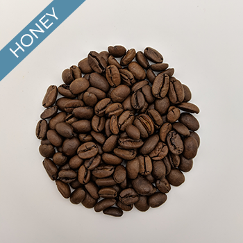 Clusters Coffee Honey Processed H2-R Robusta Coffee (Beans)
