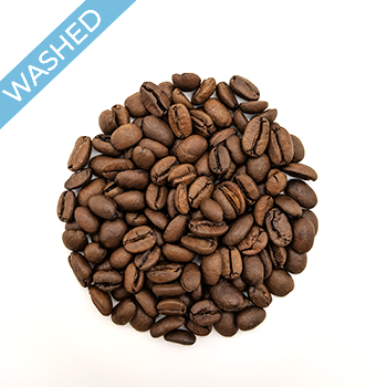 Clusters Coffee Full Washed X2-KH Arabica Coffee (Beans) for Espresso