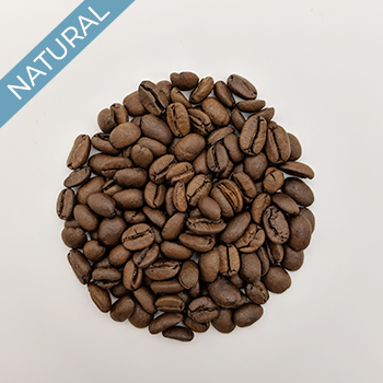 Clusters Coffee Single Origin Arabica Natural Processed Coffee Bean