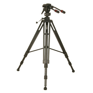 ProPod V Heavy Duty Tripod with Fluid Motion Head