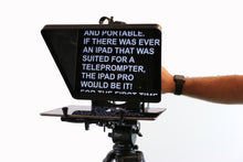 Load image into Gallery viewer, iPad Pro Teleprompter PRO-IP-XLP