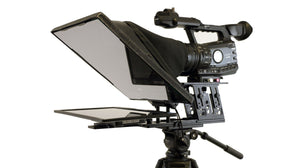 "FUTURA 19"" Teleprompter with Reversing Monitor"