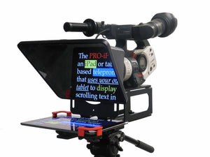 PROIPEX Universal Smartphone -Tablet - iPad Teleprompter