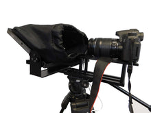 Load image into Gallery viewer, FLIP PROMPTER™ - folding iPad and tablet Teleprompter