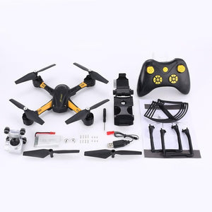 Camera Drone S31 Long Endurance One Key Return Optical Flow Positioning Altitude Holding Headless Mode 6 Axis Gyro 1080P Camera