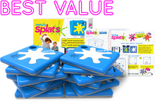 Load image into Gallery viewer, Unruly Splats Classroom Subscription Plan 12-Pack | Coding for Kids | Active STEM Learning