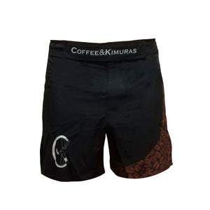 Signature Shorts - Coffee&Kimuras Coffee And Kimuras BJJ Jiu Jitsu MMA Apparel