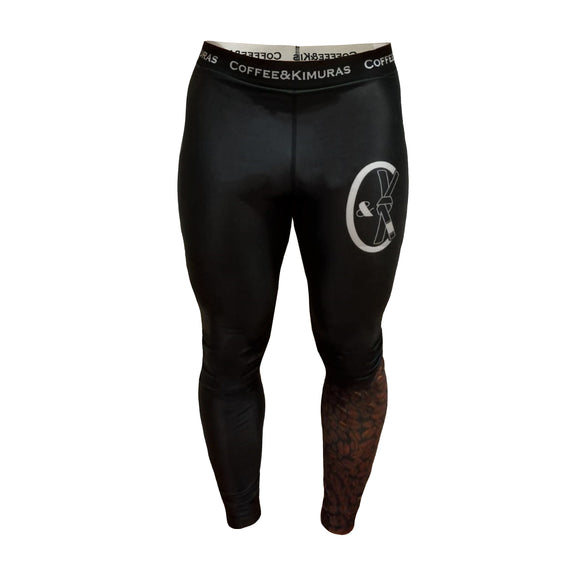 Signature Spats - Coffee&Kimuras Coffee And Kimuras BJJ Jiu Jitsu MMA Apparel