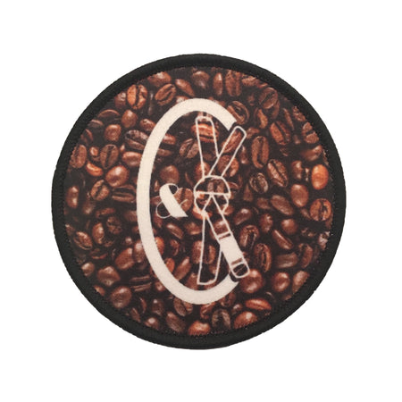 Signature Gi Patch - Coffee&Kimuras Coffee And Kimuras BJJ Jiu Jitsu MMA Apparel