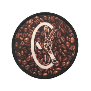 C&K Signature Gi Patch - Coffee&Kimuras Coffee And Kimuras BJJ Jiu Jitsu MMA Apparel