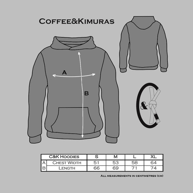 Team Torres Hoodie - Coffee&Kimuras Coffee And Kimuras BJJ Jiu Jitsu MMA Apparel