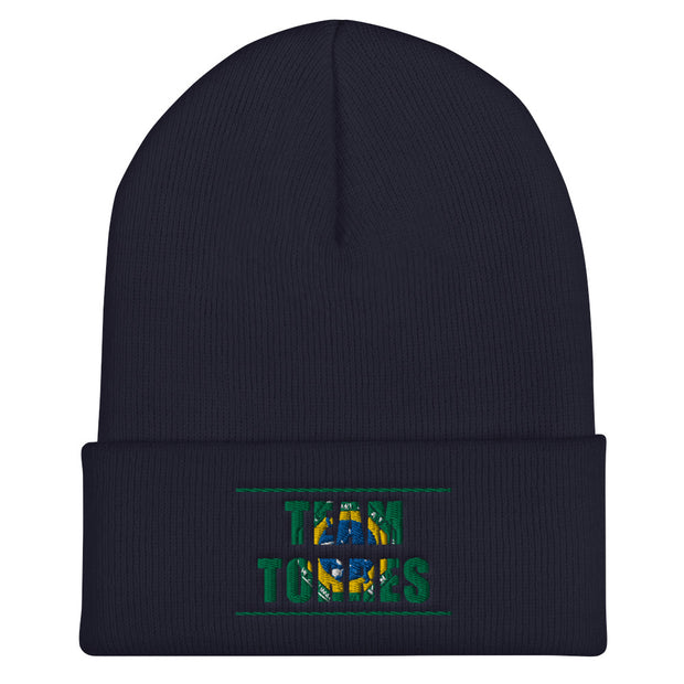Team Torres Beanie - Coffee&Kimuras Coffee And Kimuras BJJ Jiu Jitsu MMA Apparel