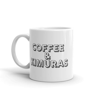 Signature 2.0 Mug - Coffee&Kimuras Coffee And Kimuras BJJ Jiu Jitsu MMA Apparel