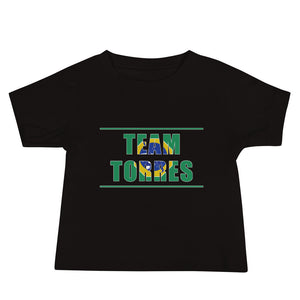 Team Torres Baby Tee - Coffee&Kimuras Coffee And Kimuras BJJ Jiu Jitsu MMA Apparel