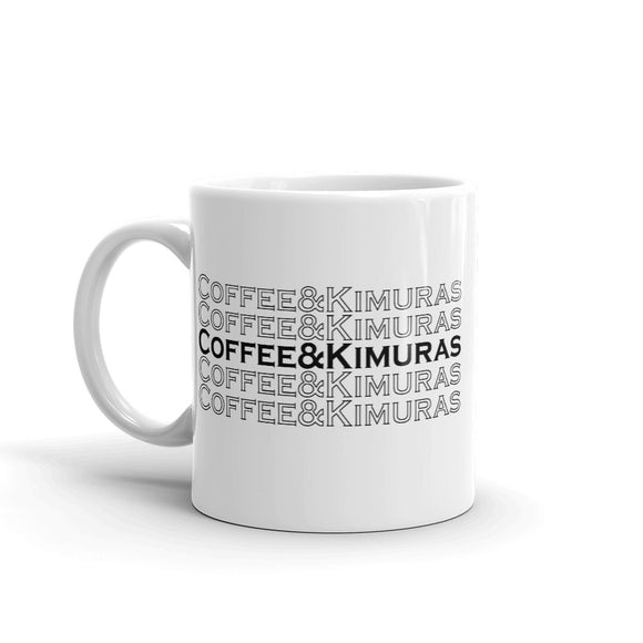 Flow Mug - Coffee&Kimuras Coffee And Kimuras BJJ Jiu Jitsu MMA Apparel