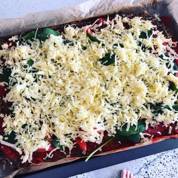 RECIPE: EPIC GAPS/PALEO PIZZA BASE