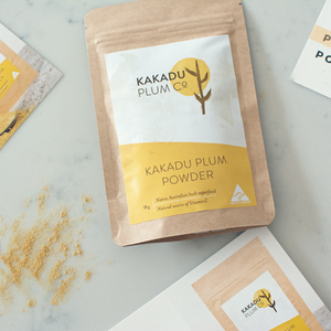 How to use KAKADU PLUM Powder
