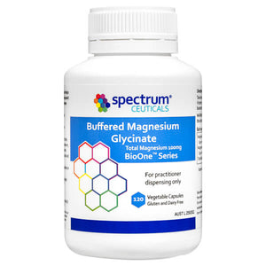 Spectrum Ceuticals Buffered Magnesium Glycinate