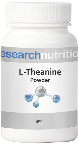 Research Nutrition L-Theanine Powder 50g