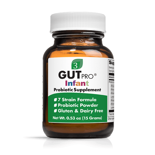 Organic3 GutPro™ Infant Probiotic Powder