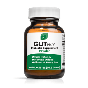 Organic3 GutPro™ Probiotic Powder