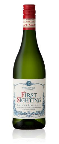 First Sighting - Sauvignon Blanc - Strandveld Vineyards