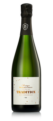 Champagne Cuvée Tradition NV - Pierre Brocard