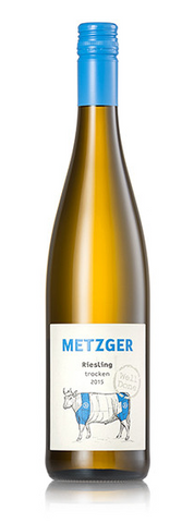 RIESLING 'WELL DONE' - Metzger