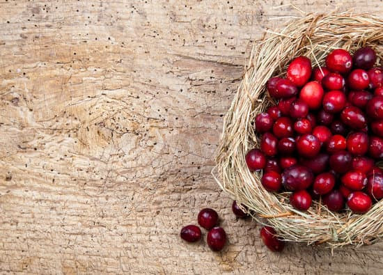 Cranberries: The key to a healthy bladder.