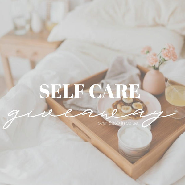 Self-Care Giveaway