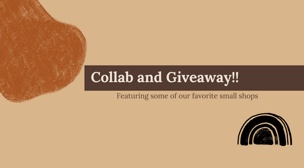 A Collab and Giveaway