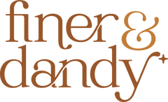Finer and Dandy logo
